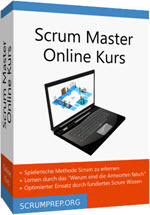 scrum online kurs cover