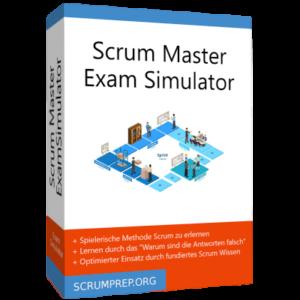 Scrum Master Exam Simulator