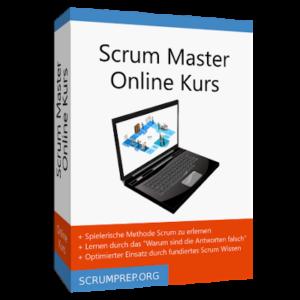 Scrum Master Online Kurs