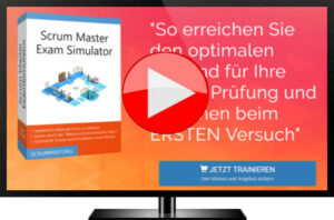 Videopreview Scrum Master Exam Simulator